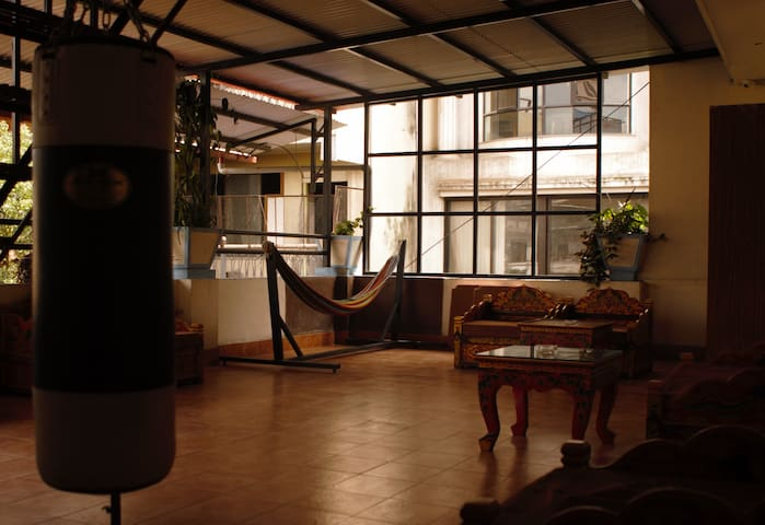 Bed #4 in 6-Bed Girl's Dorm in the Heart of Thamel