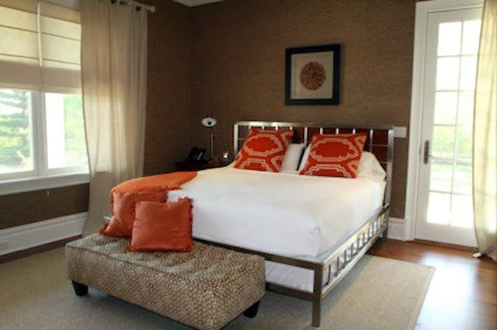 Beautiful Gambrel Style Home - Bridgehampton - Casa
