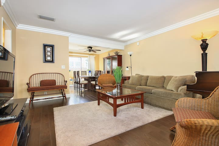 Pasadena-Monrovia-Arcadia Fully Furn. Short term