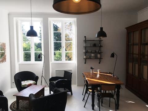 Nérac : logement à proximité du centre historique