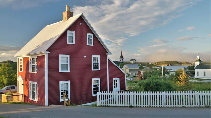 Artisan Inn's Nathaniel House: Located in Trinity