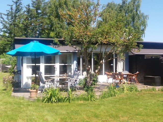 Del af dejlig bolig i skønne Tisvildeleje