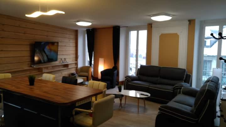 magnifique appartement 2 hypercentre Luz