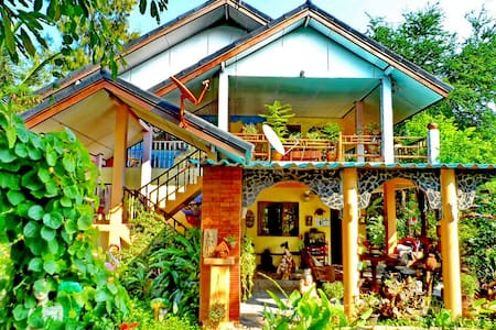 VILLA HOMESTAY ENGLISH/THAI FAMILY - Nakhon Ratchasima - Gjestehus