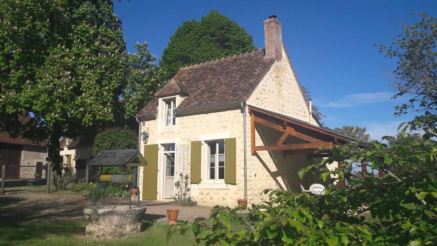 Petite maison au Sud du Berry