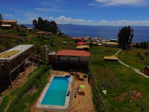 Lodge jamuy Amantani