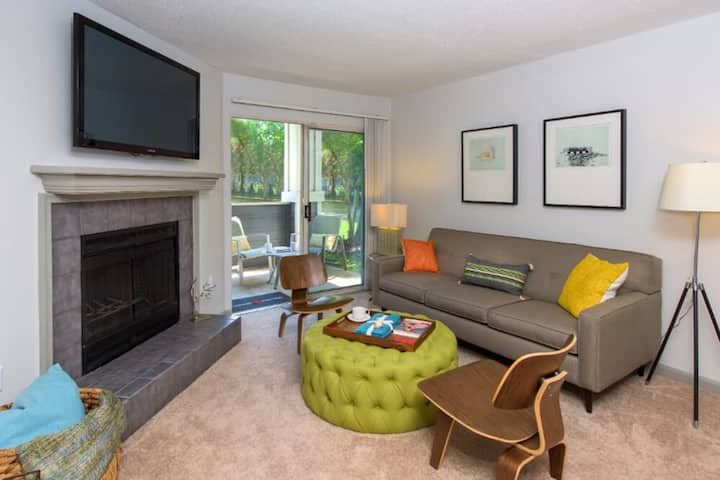 Live + Work + Stay + Easy | 1BR in Newport News