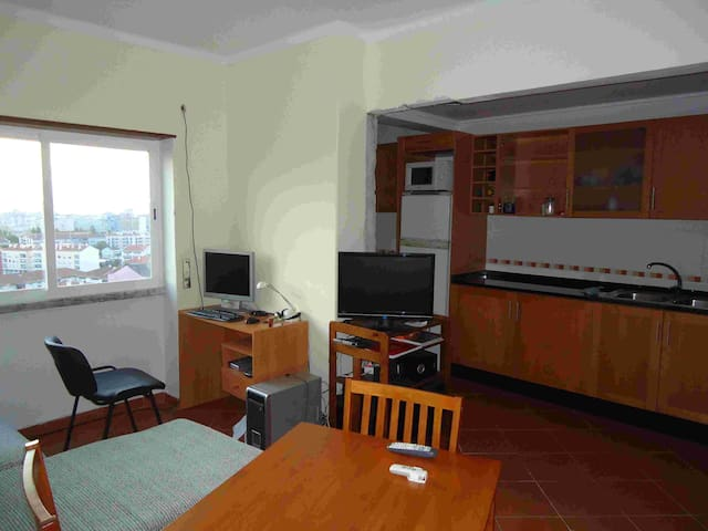 Sightseeing Tejo - Barreiro - Appartement
