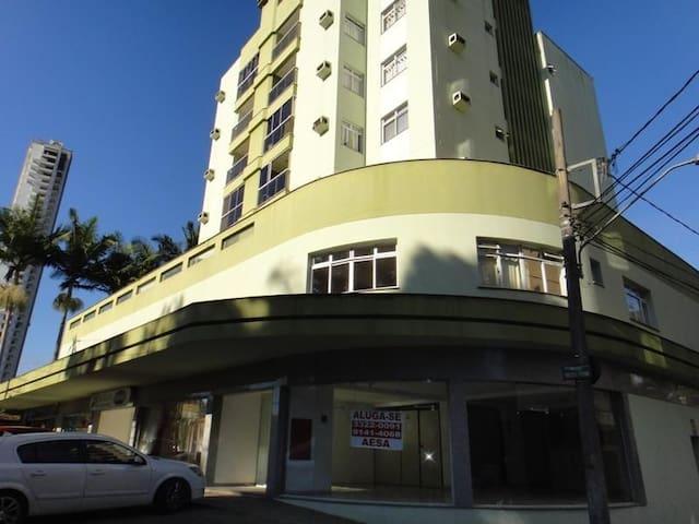 Apartamento p/ estudantes FURB