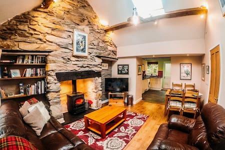 Snowdonia Quarryman's Cottage