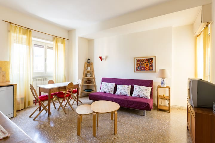 Comfortable flat in Rome