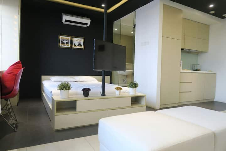 1 BR BEST APARTMENT IN WEST JAKARTA - SKY TERRACE