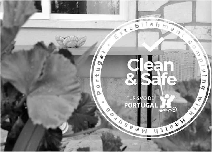 Casa d'Avo guesthouse Ericeira 2,5km - Quiet&Relax