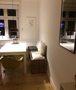 Charming 1-bedroom on Vesterbro - Copenhaguen