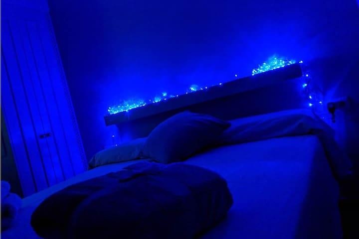 Noche romántica Blue XXXperience