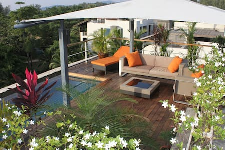 Penthouse Bang Tao Beach Phuket
