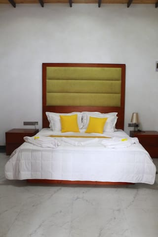 Feel luxury and comfort, relaxation memorable stay