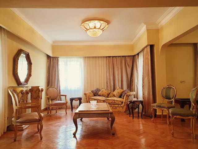 Classy Apartment in the Heart of Heliopolis