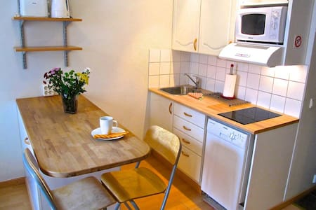 Great, well-equipped studio, downtown Helsinki (7)