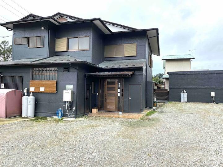 Villa EL 5 / Nikko・Kinugawa area