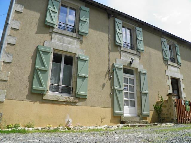La Laiterie - Foussais-Payré - Maison