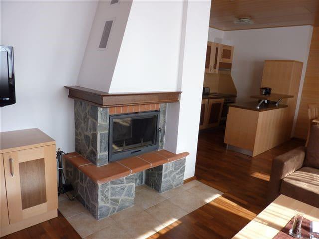 Beautiful apartment on Pohorje Hill - Hočko Pohorje - Apartment