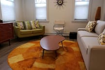 Two Bedroom Mid Century Modern Downtown Apartment