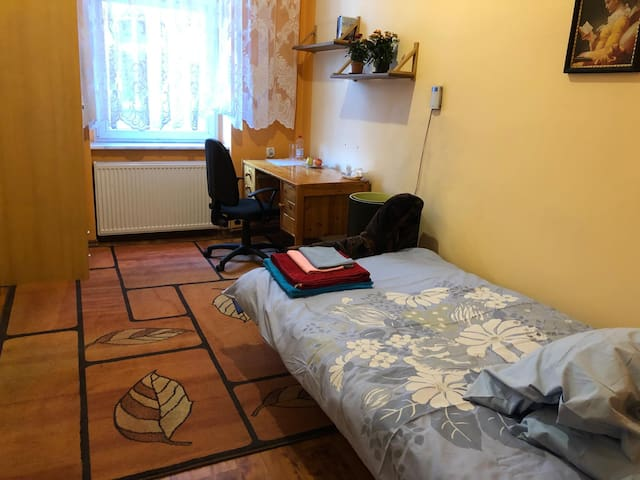 Cosy room close to the center, bike included