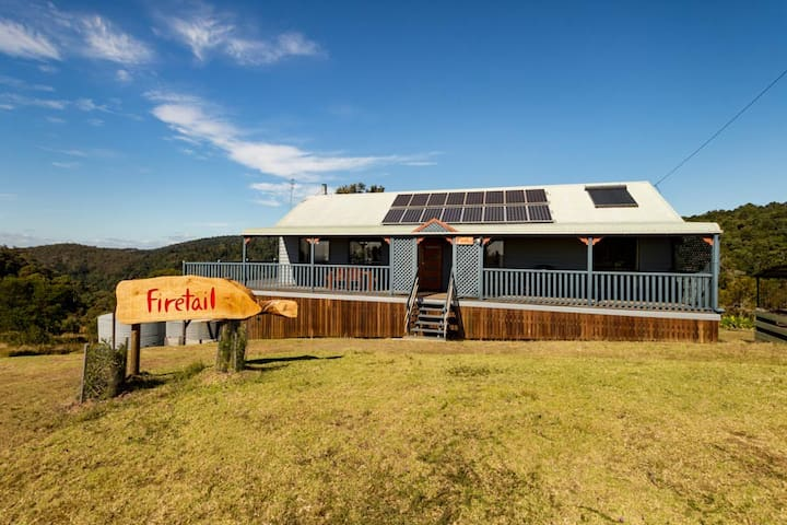 Firetail - Bunya Mountains Title Estate