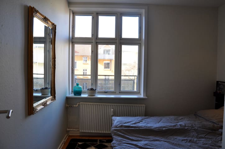 Apartment located in the heart of Aalborg