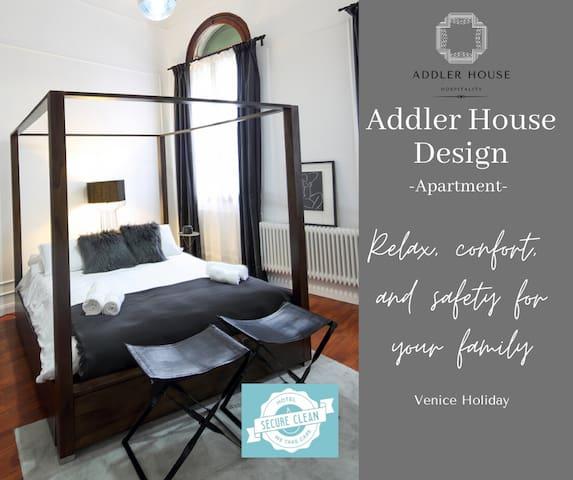 New Addler House Design