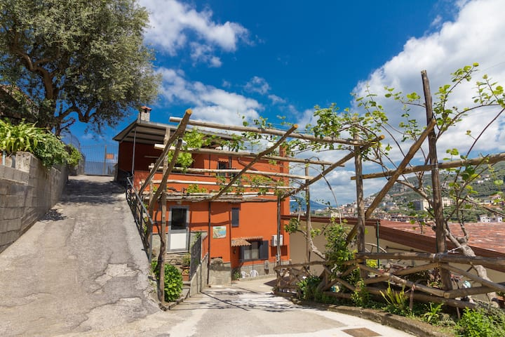 Casale Ceppone - Spacious with panoramic terrace