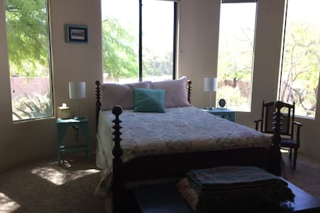 Private Room in Sonoran Desert Foothills - New River - 独立屋