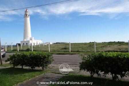 Casa en el faro de La Paloma - La Paloma