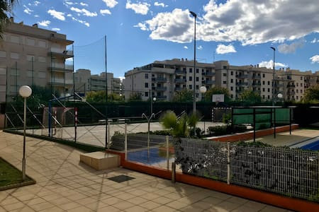 Encantador apartamento en Playa Canet