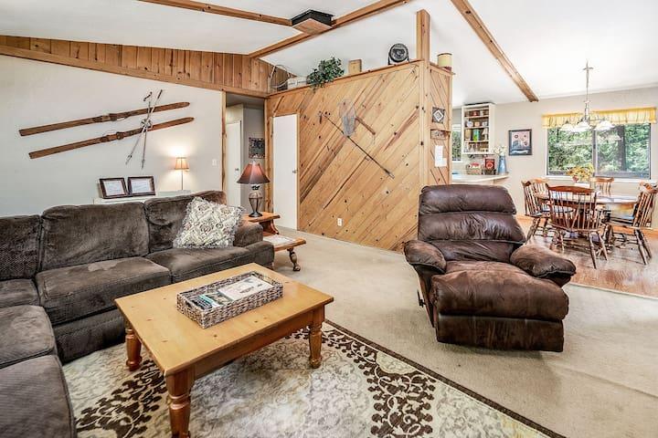 Sugar Pine Cabin