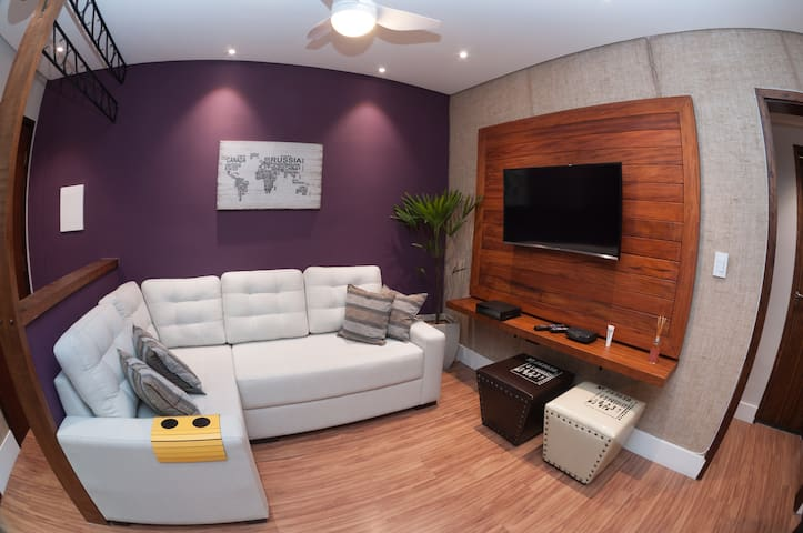 Apartamento Completo Próximo a Zona Industrial - Sorocaba - Apartament