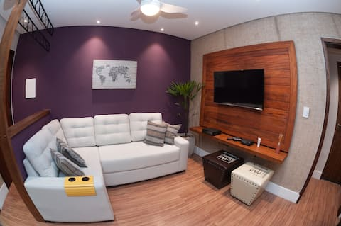 Apartamento Completo Próximo a Zona Industrial
