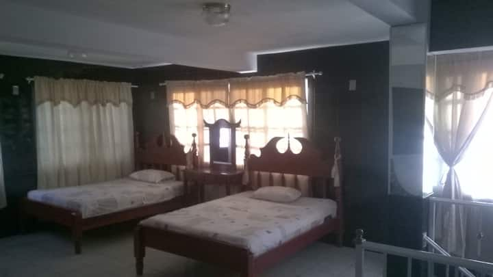 Private room in safe guest house (V.I.P. Room)