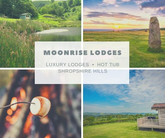 ⭐Curlew Lodge The Perfect Rural Retreat, Hot tub ⭐