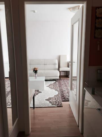 1-Zimmer Wohnung 1 Km von Hamburg - Schenefeld - Appartement