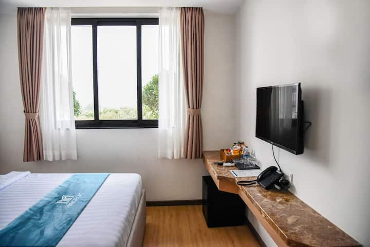 Standard Double Bed, Room 2 - Mangrove Can Gio