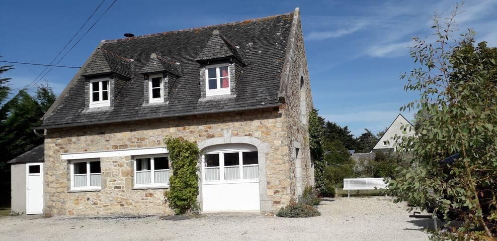 Maison de vacances - la plage à pieds