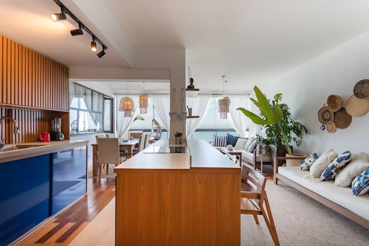 Bohemian Luxury Loft