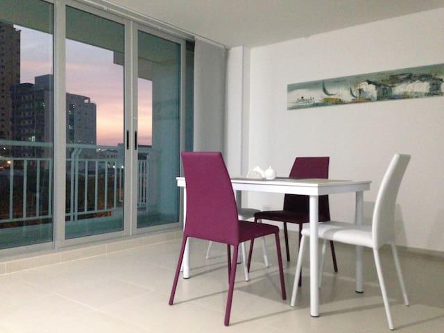 "Beautiful, Cozy Apartment ""El Rodadero"""