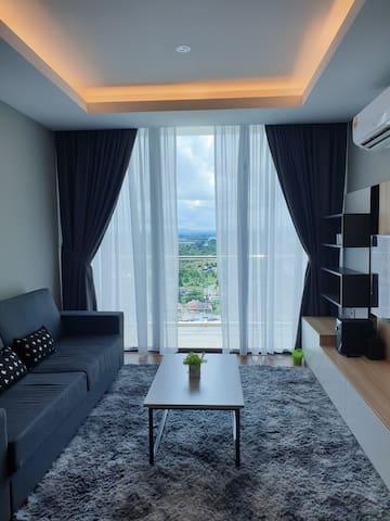 Trinity Home Stay Jazz 3 VivaCity Megamall Kuching
