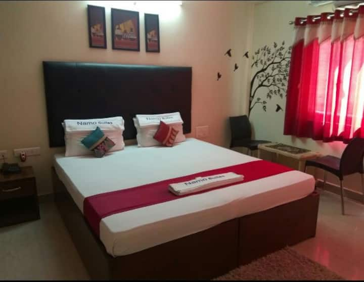 Spacious, well maintained  and affordable rooms