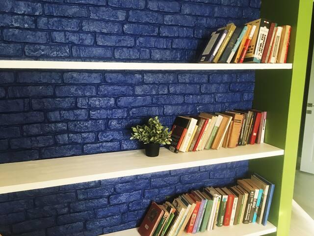 Стильная 1-к квартира лофт в центре Казани