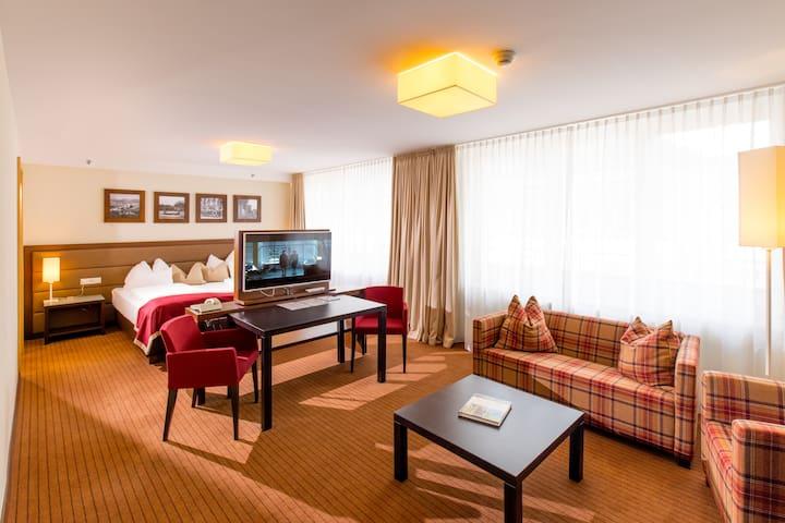 Suite im Hotel Stadt Kufstein