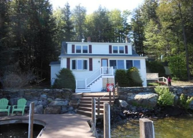 Gilford Waterfront Vacation Rental for 8 (GIL65W)